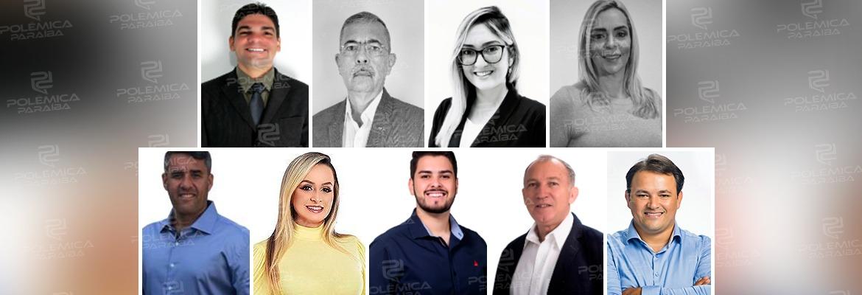 vereadores - Os nove candidatos a vereador na Paraíba apoiados por Bolsonaro não conseguiram se eleger - CONFIRA