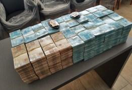 Ex-deputado é preso em flagrante com R$ 2 milhões de origem suspeita, segundo PF