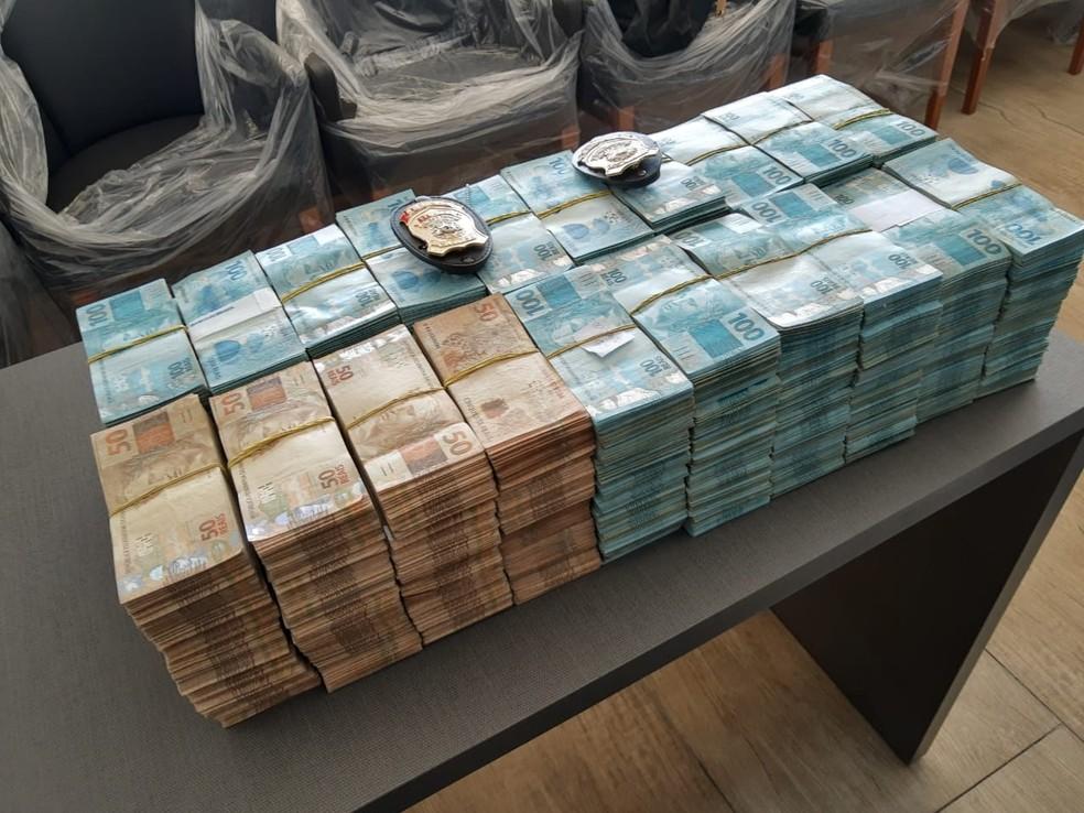 whatsapp image 2020 11 19 at 10.20.12 - Ex-deputado é preso em flagrante com R$ 2 milhões de origem suspeita, segundo PF