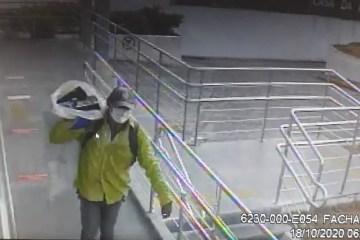 whatsapp image 2020 11 26 at 06.56.04 - Homem é preso suspeito de furtar equipamentos de informática de bancos em Campina Grande