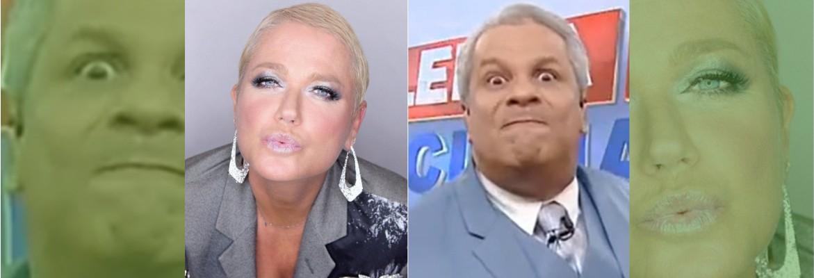 xuxa sikeraok - Xuxa aciona Justiça para cassar título de jornalista de Sikêra e demiti-lo da RedeTV! - VEJA VÍDEOS