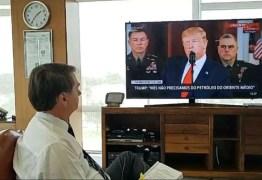 Putin parabeniza Biden enquanto Bolsonaro mantém silêncio