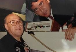'Mais um golpe da Covid', lamenta Galvão Bueno sobre morte de Orlando Duarte