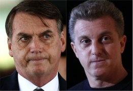 ELEIÇÕES 2022?! Pesquisa projeta resultado de disputa entre Bolsonaro e Huck