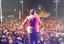 'CORONAFEST': MP denuncia prefeito de São João do Tigre por 'show da vitória' em meio à pandemia