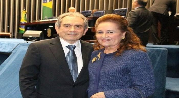 Dona Gitana - Com problemas cardíacos, falece Dona Gitana, esposa do Senador Raimundo Lira