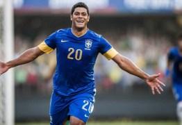 Negociação avança, e Hulk Paraíba dá prioridade ao Palmeiras