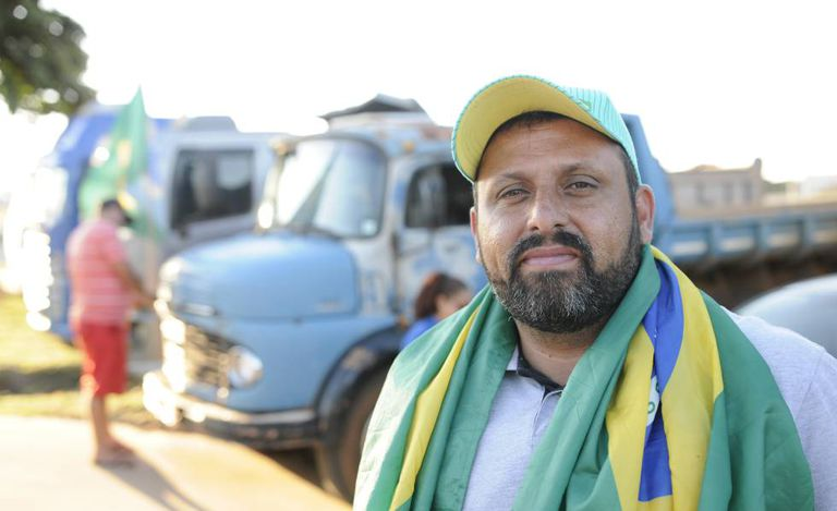 Líder dos caminhoneiros diz que se arrepende de ter apoiado Jair Bolsonaro: