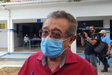 WhatsApp Image 2020 11 29 at 10.53.39 - COVID-19: Senador José Maranhão tem piora e é entubado durante mudança de hospital