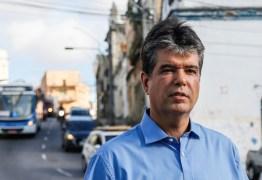Ruy Carneiro diz que a população está indignada com pedido de retorno de pensão de ex-governador Ricardo Coutinho
