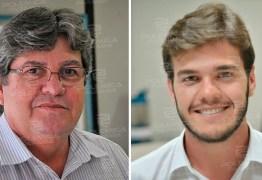 João Azevêdo irá se reunir com Bruno Cunha Lima para discutir ações de enfrentamento do coronavírus