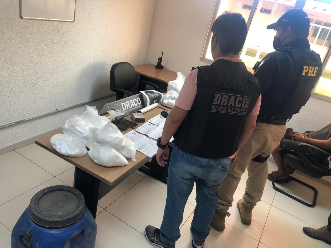 WhatsApp Image 2020 12 16 at 16.57.57 1 - PROCURADO NO RN: Polícia da PB prende homem acusado de atuar em tráfico internacional de drogas