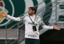 Abel Ferreira relata medo da covid-19: 'Não queria dormir'