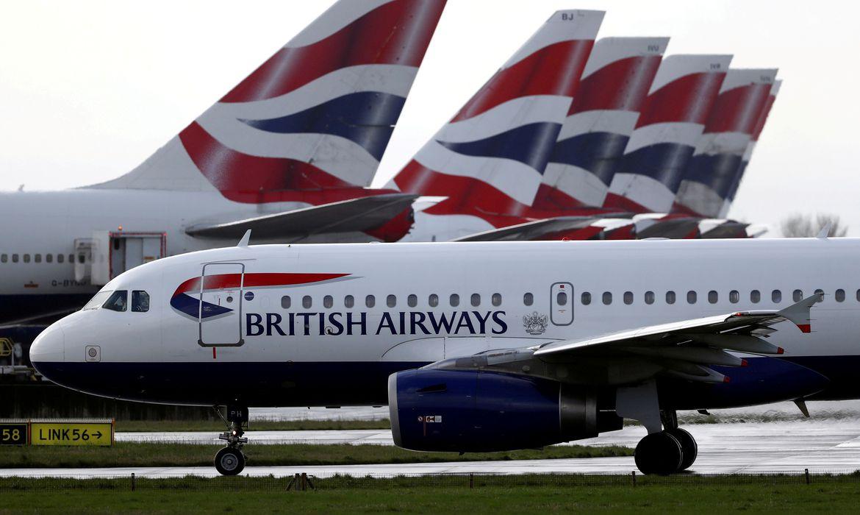 aviao reino unido - PRECAUÇÃO: Brasil proíbe voos vindos do Reino Unido e Irlanda do Norte