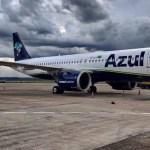 azul aviao 1068x561 1 - PELA 2ª VEZ: Avião que partiu de João Pessoa com destino a Recife apresenta pane no sistema e passageiros esperam por 1 hora pela manutenção