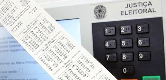 boletim de urna - Retotalização de votos em Santa Rita não altera composição da Câmara Municipal nem quadro de suplentes