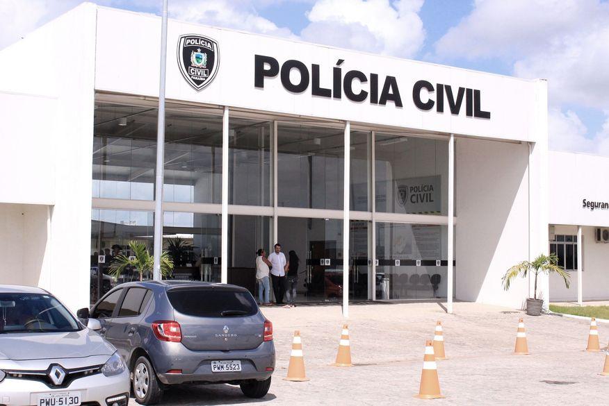 central de policia walla santos 10 - Polícia Civil prende na Paraíba suspeito de fraudar vendas de carros em vários estados
