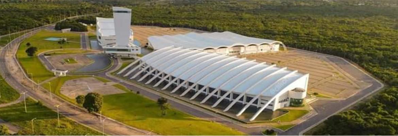centro de convencoes - Centro de Convenções de João Pessoa ganha prêmio nacional
