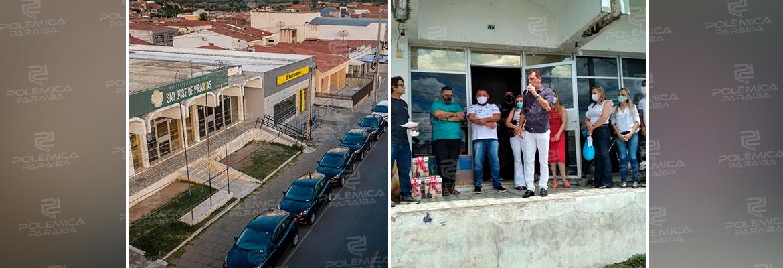 chico mende - Chico Mendes premia contribuintes em dia com IPTU e amplia frota municipal com seis veículos