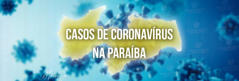 corona paraíba amarela - Paraíba ultrapassa a marca de 200 mil casos confirmados para Covid-19; confira o boletim