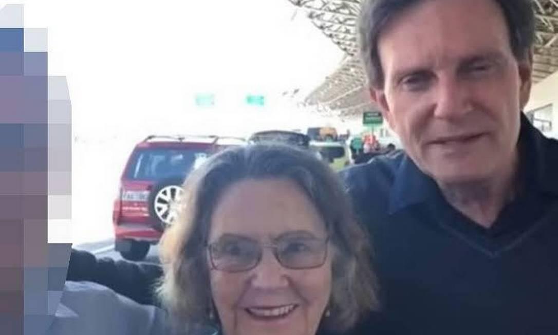 crivella 2 - Em prisão domiciliar, Crivella pede ao STJ para ir ao enterro da mãe