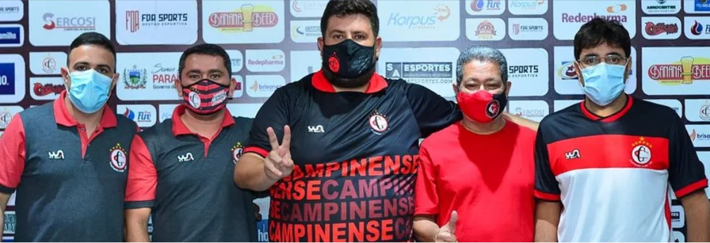diretoria campinense - MANDATO TAMPÃO: Nova diretoria do Campinense toma posse nesta terça-feira (29)
