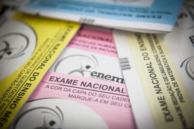 enem - Mais de 161 mil estudantes fazem prova do Enem 2020 neste domingo (17) na Paraíba