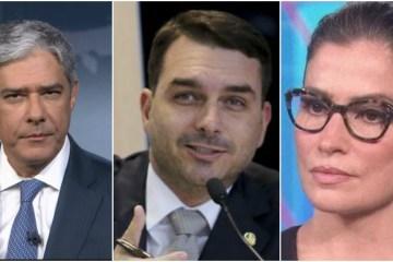 flavio bonner renata - RACHADINHA NA ALERJ: Presidentes da OAB e Abraji criticam intimação da polícia a Bonner e Renata