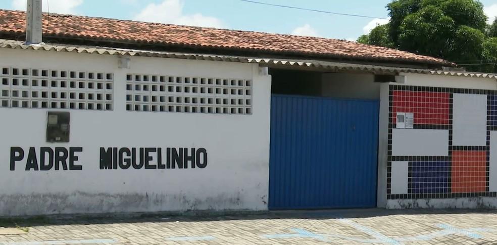 furto escola - Escola estadual em João Pessoa tem mais de 80 cestas básicas com itens de merenda furtadas