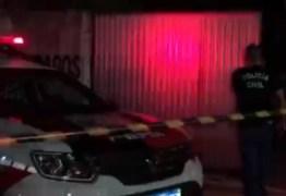 """""""QUEREMOS ESSE"""": Trio encapuzado executa homem a tiros durante confraternização na Grande João Pessoa"""
