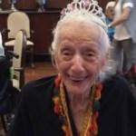 idosa - Após se curar da gripe espanhola e do câncer, idosa de 102 anos vence duas vezes a Covid-19