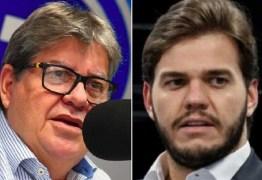 João Azevêdo se reúne com Bruno Cunha Lima para discutir ações conjuntas de enfrentamento à pandemia