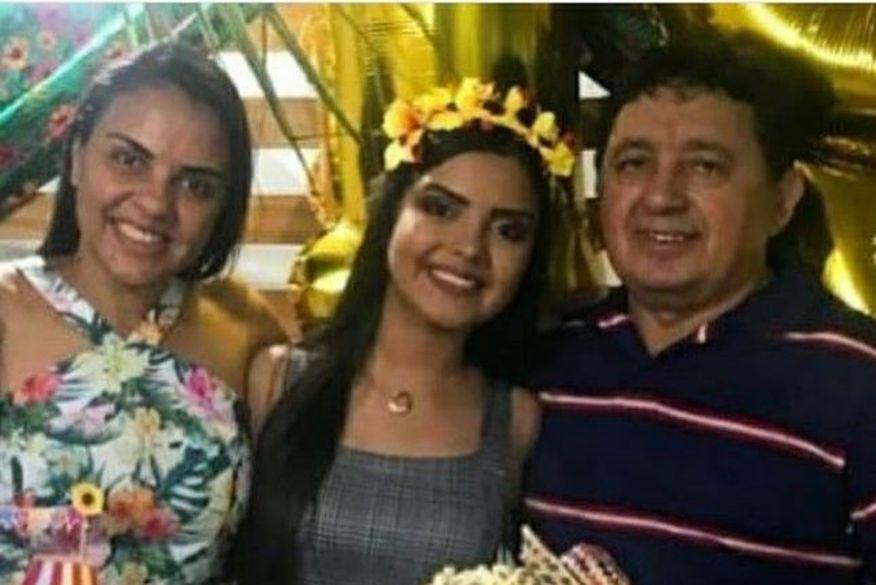 juciara joana e mauri mortos - Vítima de homicídio realizaria culto para reinauguração de sua loja que pegou fogo em João Pessoa