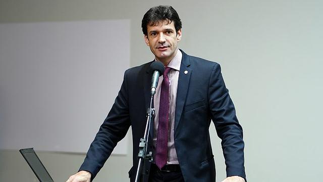 """marcelo alvaro antonio - Discussão entre ministros revela """"toma lá dá cá"""" do Governo para eleger presidente da Câmara - OUÇA"""