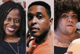 Regina Porter, Danez Smith e Jota Mombaça são atrações da Flip hoje