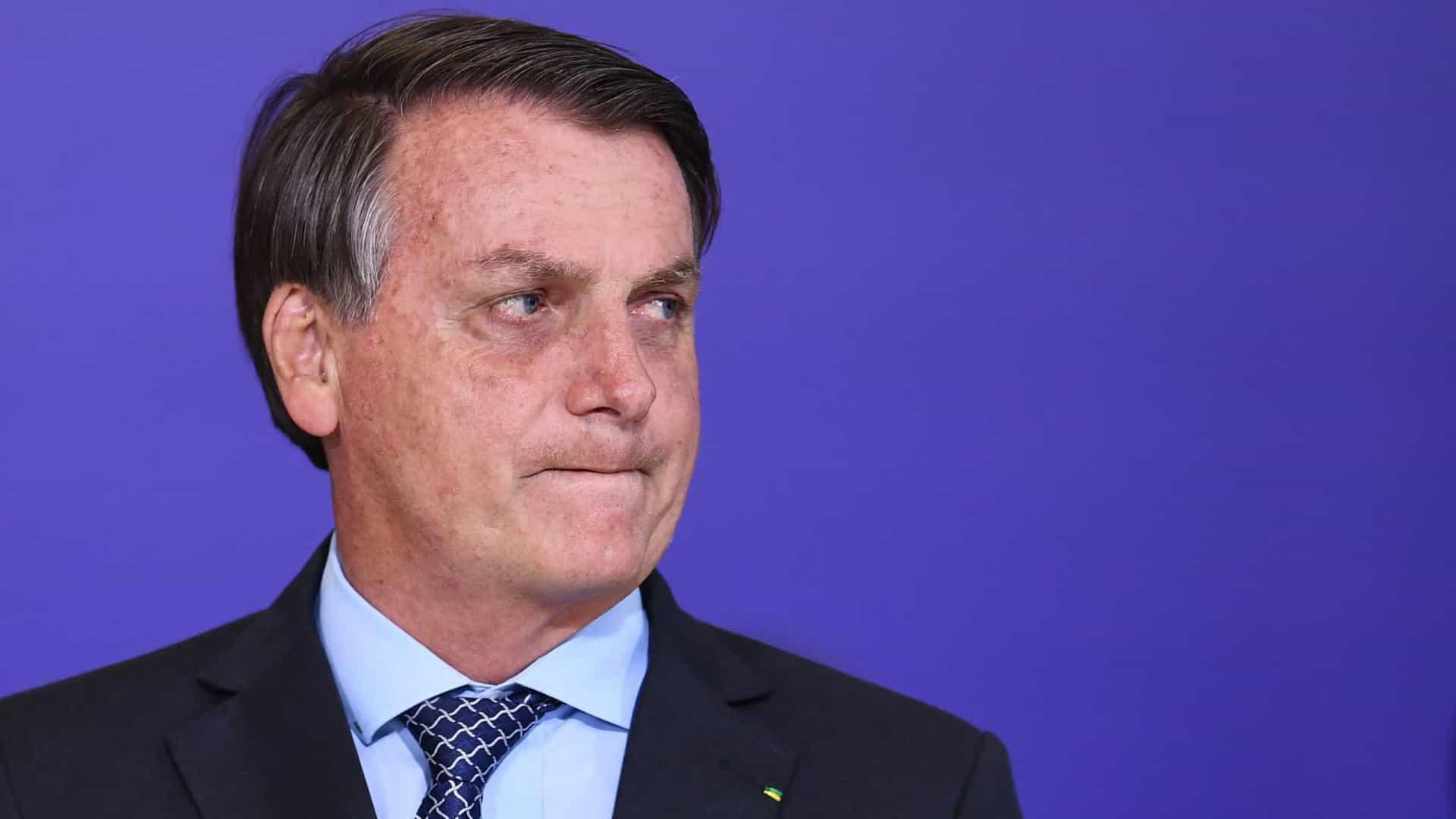 naom 5fd351487dbdb - 'Não vou interferir na eleição do Congresso', diz Bolsonaro em evento