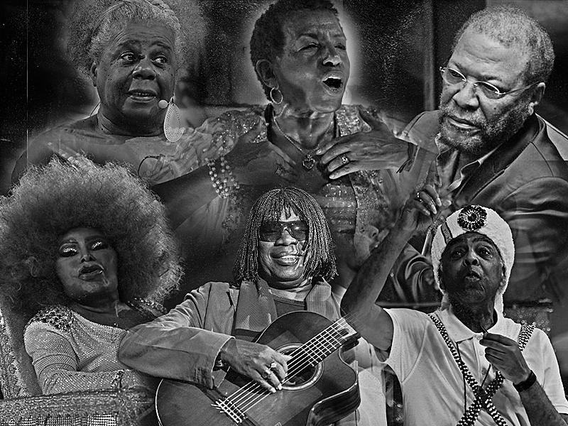 negros - Senado aprova projeto que mantém nomes em lista de personalidades negras homenageadas pela Fundação Palmares