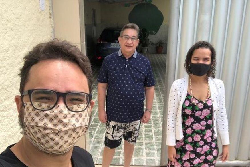 nilson fernandes - Pai do vereador, Tibério Limeira, morre vítima de Coronavírus