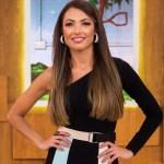 patrícia poeta - Patrícia Poeta anuncia que irá participar de novela da Globo