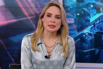 """Nome de Rachel Sheherazade entra em lista de """"detratores"""" do governo Bolsonaro"""