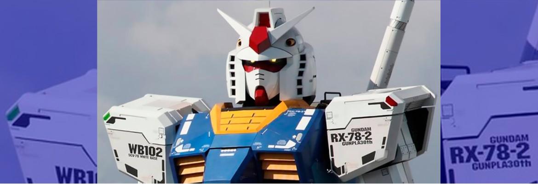 robo japao - 18 METROS: Japão inaugura robô gigante que anda e move os braços em 19 de dezembro - VEJA VÍDEO