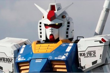 18 METROS: Japão inaugura robô gigante que anda e move os braços em 19 de dezembro – VEJA VÍDEO