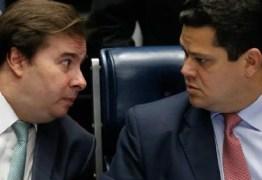 STF veta possibilidade de Maia e Alcolumbre serem reeleitos para presidir Câmara e Senado