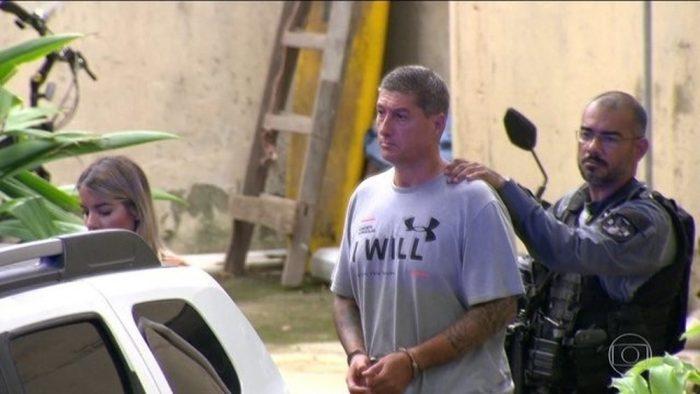 ronnie e1554429389391 - Ex-PM, acusado de matar Marielle, está jurado de morte na prisão