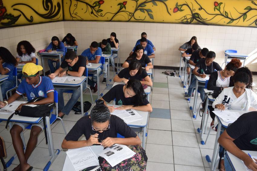 sala de aula - Codisma inscreve para 52 novas turmas de cursos de idiomas e preparatórios