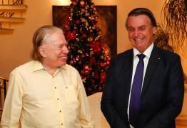 """Silvio Santos sobre encontro com Bolsonaro: """"Jamais me colocaria contra qualquer decisão do meu patrão"""""""