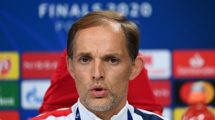 tuchel - PSG demite treinador Thomas Tuchel e causa surpresa; argentino é cotado para seu lugar