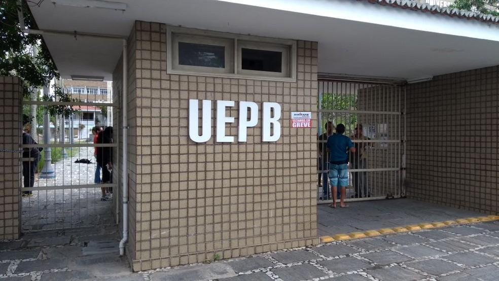 uepb protesto - Semestre letivo 2020.2 da UEPB começa em 17 de fevereiro