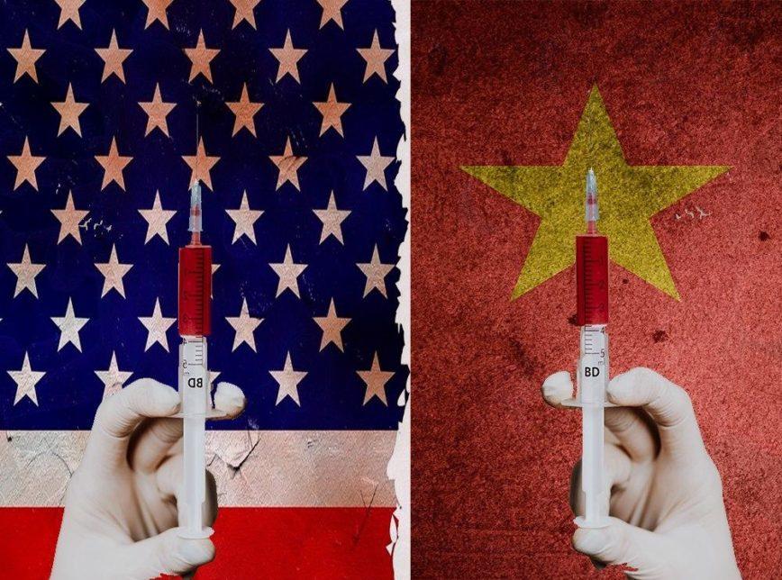 vacina 13 868x644 1 - PESQUISA PODERDATA: 31% querem vacina dos EUA; e 13% dizem preferir imunizante da China
