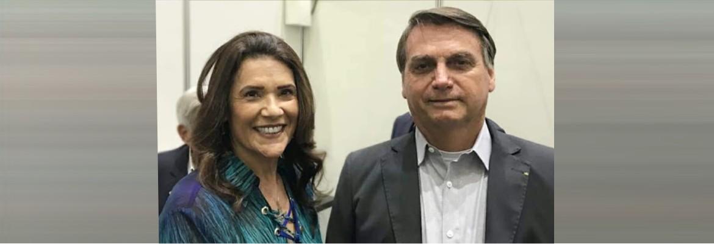 valeria bolsonaro - Valéria Bolsonaro, deputada estadual por SP, é expulsa do PSL